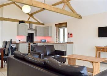 Tove Valley Farm Cottages - Foxes Den in Northamptonshire