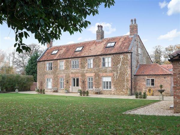 Tower Farm in Norfolk