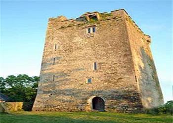 Towerhouse Castle in Kilkenny
