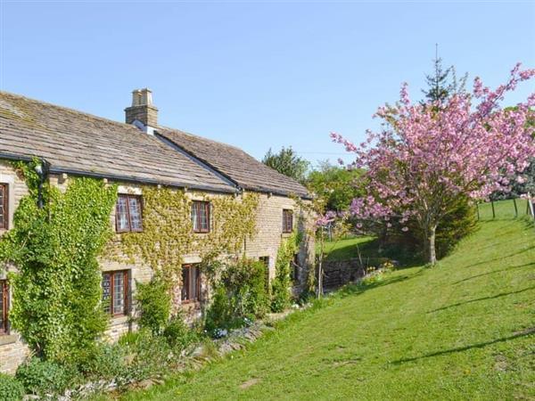 Townfield Farm in Derbyshire
