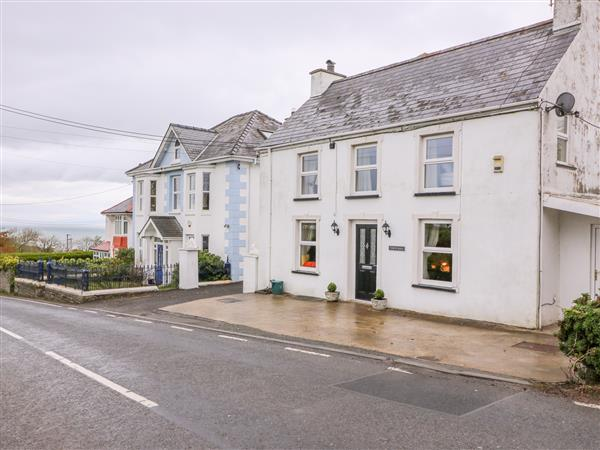 Towyn Hall in Dyfed