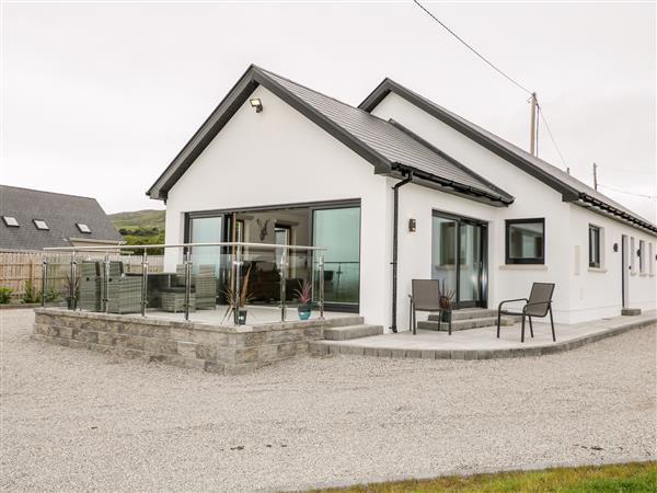 Traeannagh Bay House in County Donegal