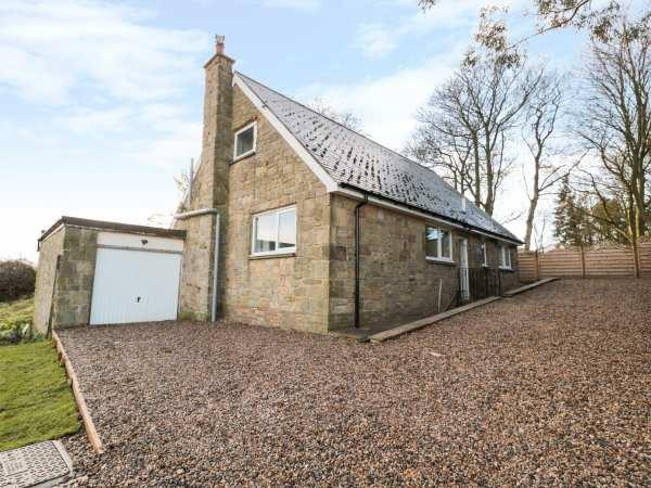 Tranwell Cottage in Northumberland