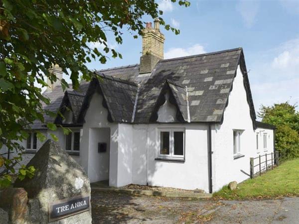 Tre Anna Lodge in Gwynedd