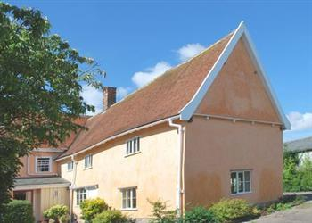 Treacle Cottage in Suffolk