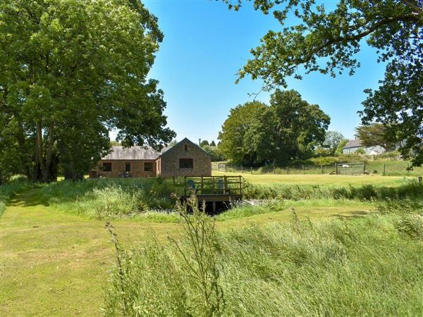 Trecan Farm Cottages - The Oaks from Cottages 4 You