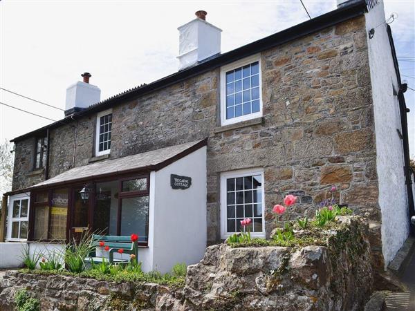 Trecarne Cottage in Cornwall