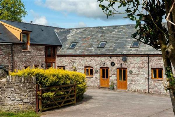 Trefaen Cottage in Powys