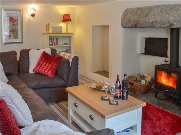 Treffry Garden Apartment in Cornwall