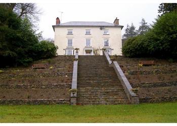 Tregaron Manor in Dyfed