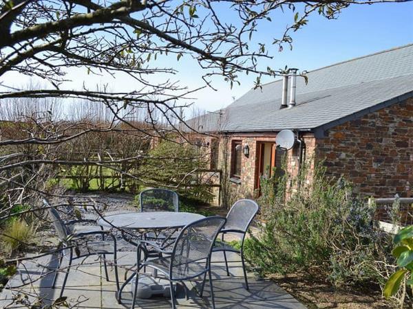 Tregella Farm Cottage in Cornwall