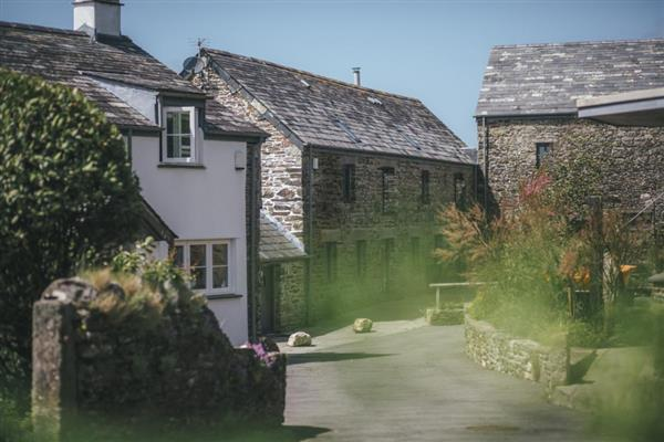 Tregulland Cottage in Cornwall