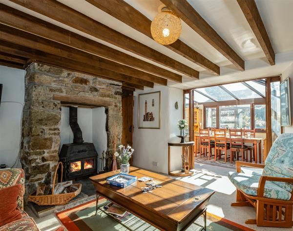 Trehaverock Cottage in Cornwall