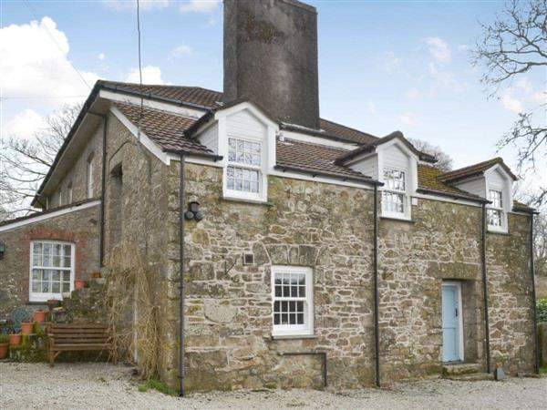 Trekeive Cottage in Cornwall