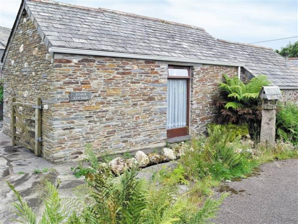 Treligga Farm Cottages - Stable in Cornwall