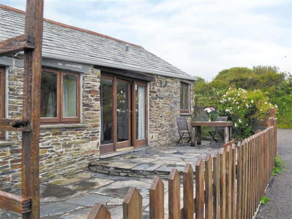 Treligga Farm Cottages - Wild Rose in Cornwall