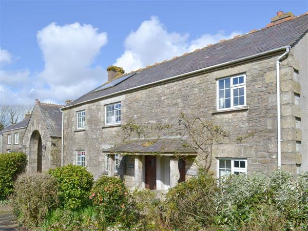Tremaine Green Country Cottages - Dairymaids Cottage in Cornwall