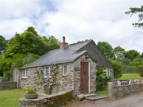Tremaine Green Country Cottages - Gardeners Cottage in Cornwall