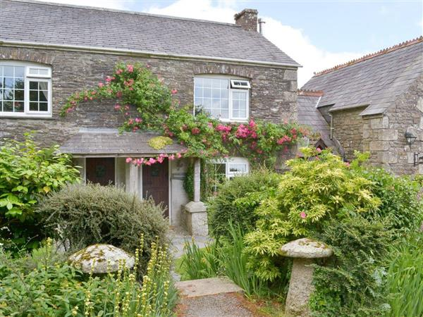 Tremaine Green Country Cottages - Housekeepers Cottage in Cornwall