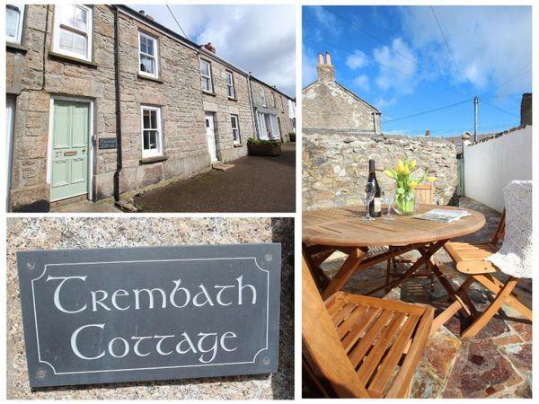 Trembath Cottage, St Just