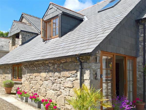 Tremodrett House Barn in Cornwall
