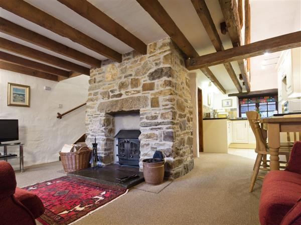 Trenannick Cottages - Ash Cottage in Cornwall