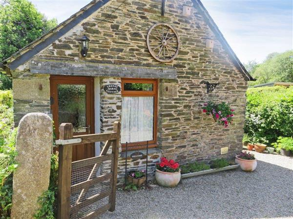 Trenay Barn Cottage in Cornwall