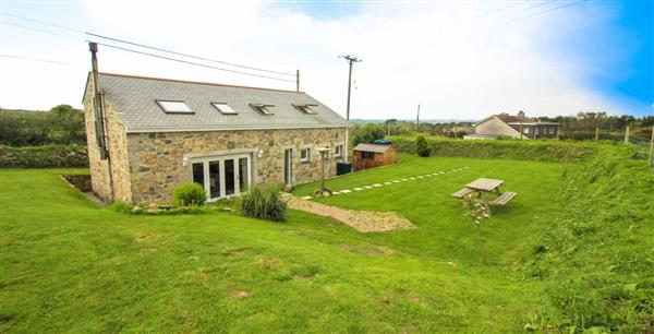 Trennal Barn in Cornwall
