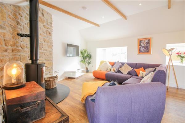 Trequean Cottage in Helston, West Cornwall