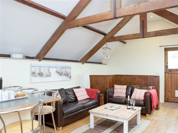 Trerice Holiday Barns - The Hayloft from Cottages 4 You