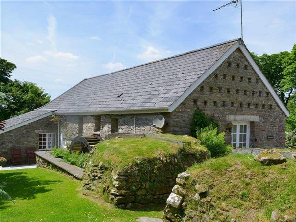Trethin - Dovecote in Advent, Cornwall