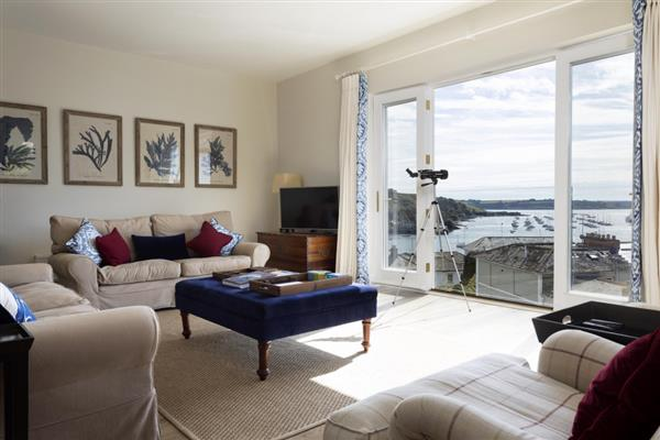 Trevarrick House in Falmouth, South West Cornwall
