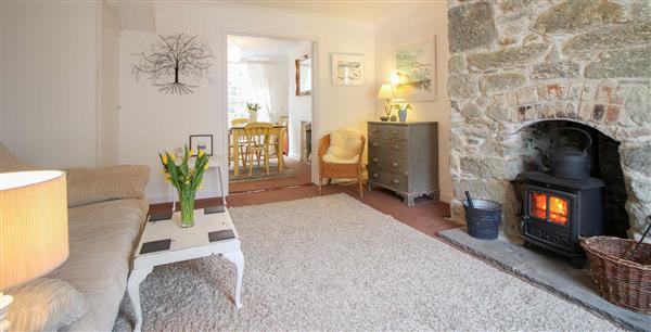 Trevennen Cottage in Cornwall