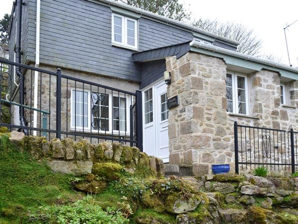 Treveth Cottage in Cornwall