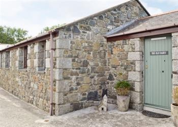 Trevothen Farm - The Old Dairy in Cornwall