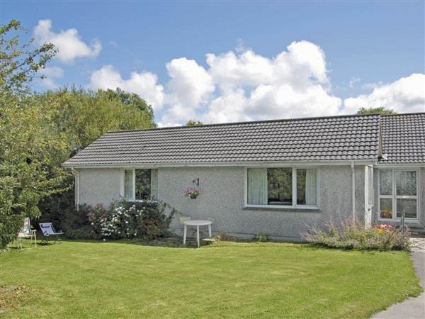 Trewithen Bungalow in Cornwall