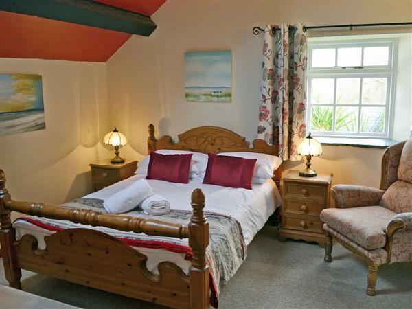 Treworgie Barton - Manor in Cornwall