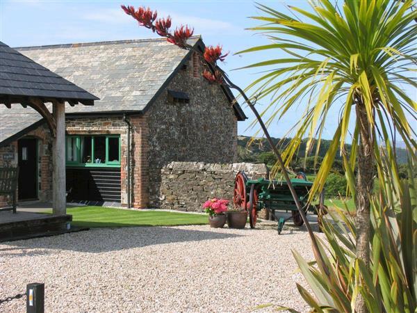 Treworgie Barton - Trespaddick in Cornwall