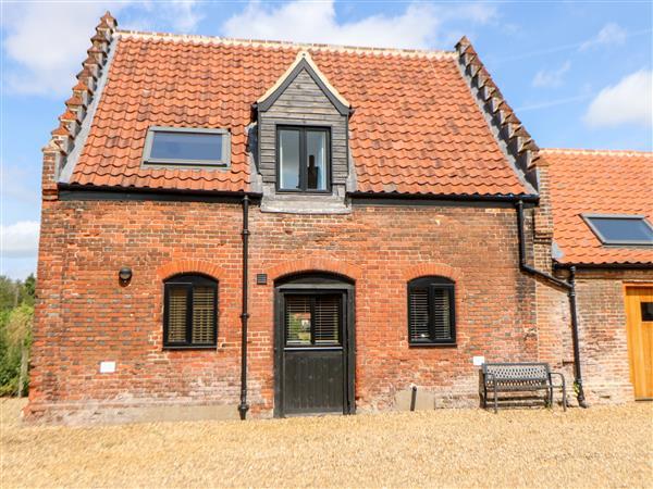 Tricker's Cottage in Norfolk