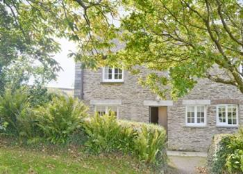 Triggabrowne Farm Cottages - Meadow Cottage in Cornwall