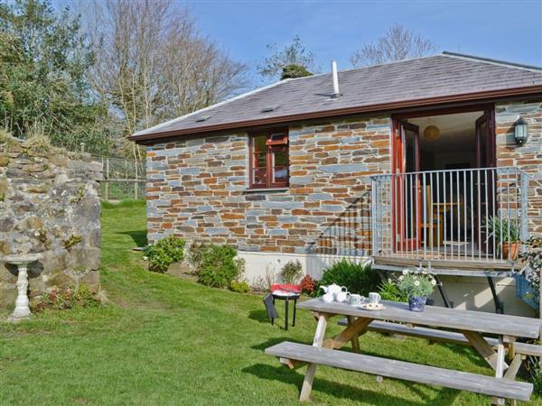 Tripp Cottage in Cornwall