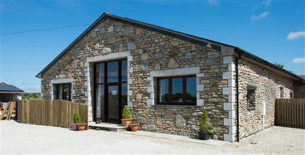 Trippet Cottage in Cornwall