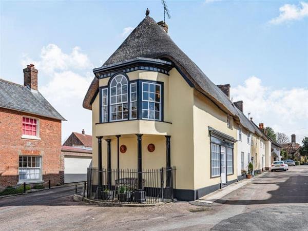 Troy House, Dorset
