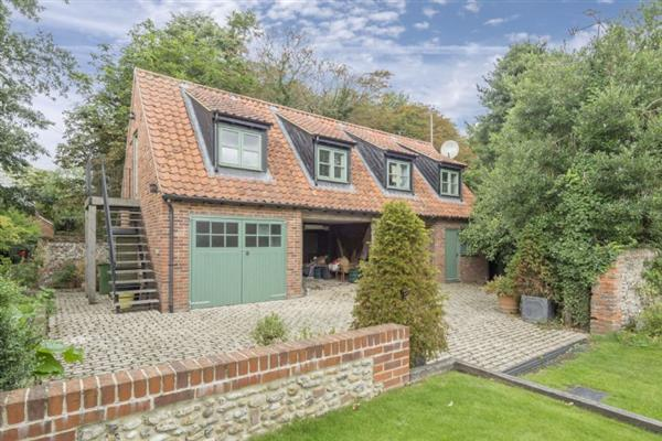 Tudor Cottage Annexe in Norfolk
