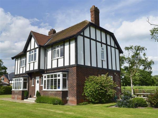 Tudor House in North Humberside