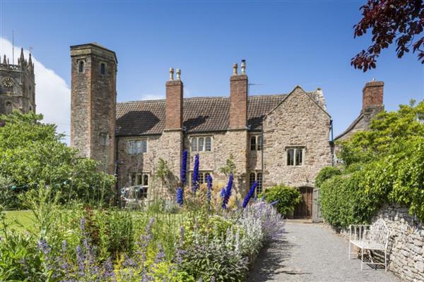 Tudor Tower House in Avon