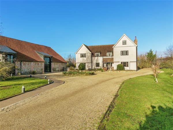 Tuffon Hall Farmhouse in Essex