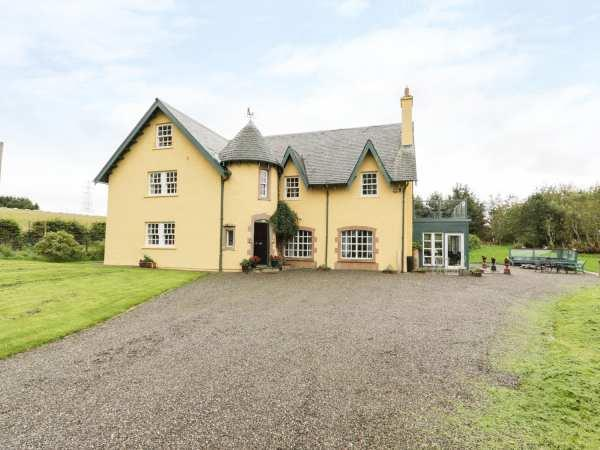 Tulchan Lodge in Perthshire