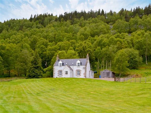 Tulchan Sporting Estate - Callander Cottage in Morayshire
