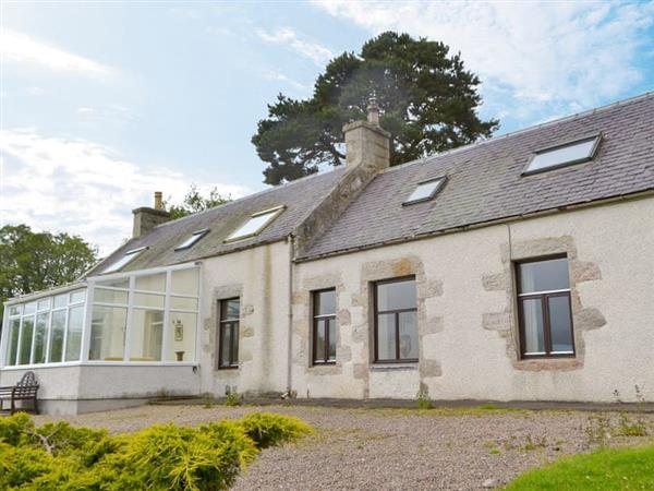 Tulchan Sporting Estate - Culdrein in Morayshire